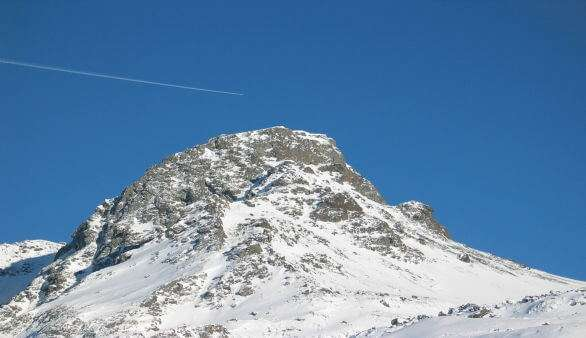 Skifahren in  Les 4 Vallées