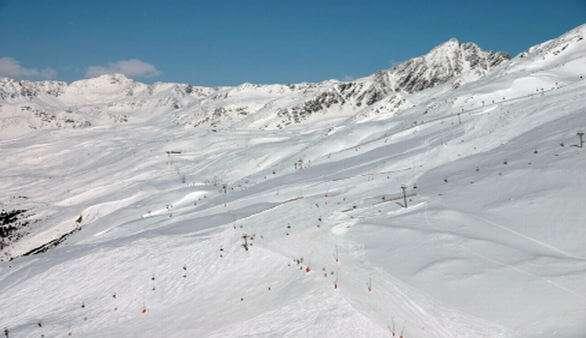 Skifahren in Obergurgl