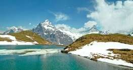 Alpsee in der Schweiz
