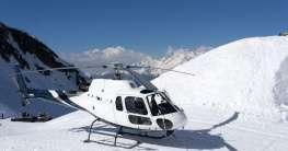Mit dem Flieger in den Skiurlaub