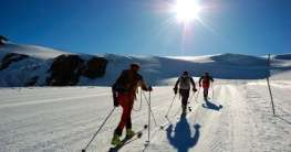 Ski Wanderung