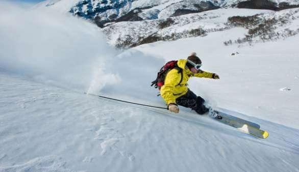 Skifahren in Argentinien