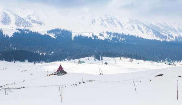 Skifahren in Indien