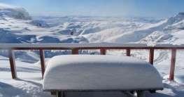 Skifahren in Lesotho