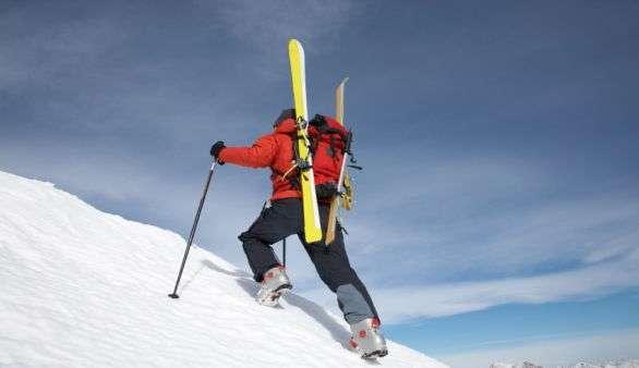 Skifahren in Namibia
