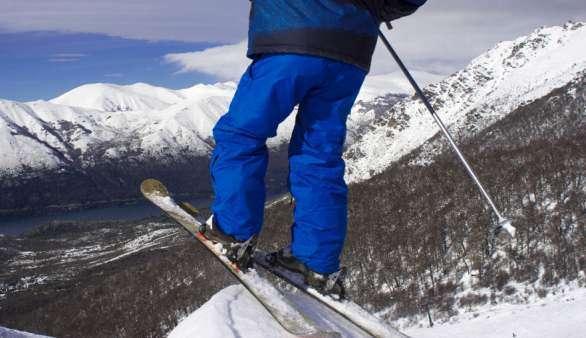 Skifahren in Patagonien