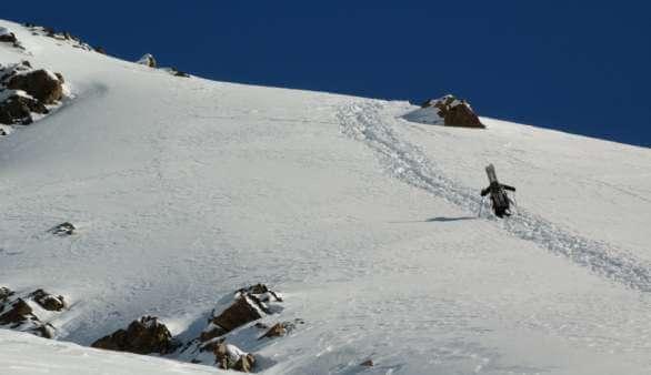 Skifahren in Peru
