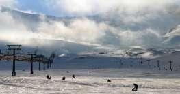 Skifahren in der Türkei