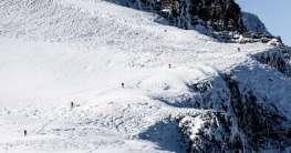 Skiwandergebiet