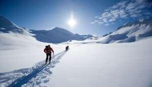 Skiwandergebiete in Deutschland