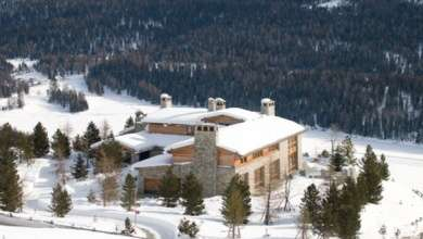 Skifahren in St. Moritz