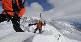 Das richtige Wachs beim Skiwandern